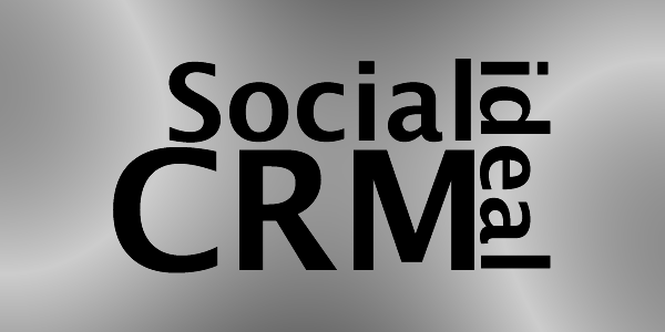social CRM ideal