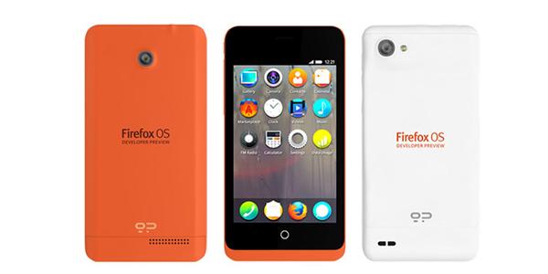 GeeksPhone Keon Peak Firefox OS Telefonica
