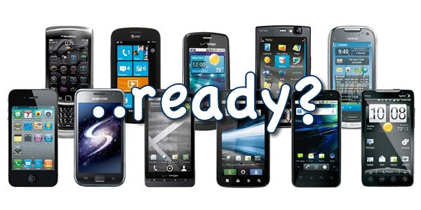 ¿Preparados para el nuevo escenario móvil?