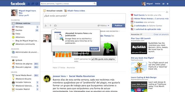 Tus acciones en Facebook y sus consecuencias