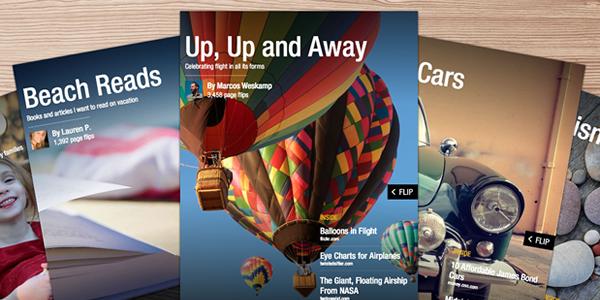 Cuando los lectores se convierten en editores: el Content Curator y el nuevo Flipboard