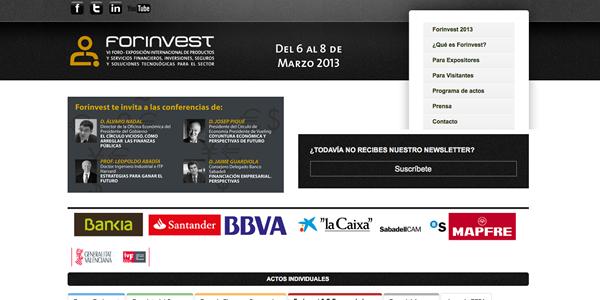 Mini crónica de ayer en ForInvest 2013