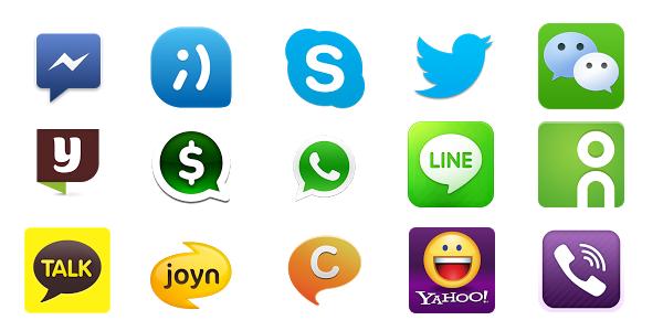 ¿Whatsapp y demás apps de mensajería sustituirán las redes sociales?