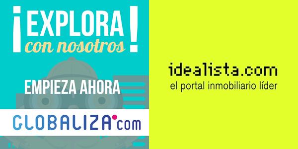 Tu publicidad te define, ejemplo práctico: Idealista y Globaliza