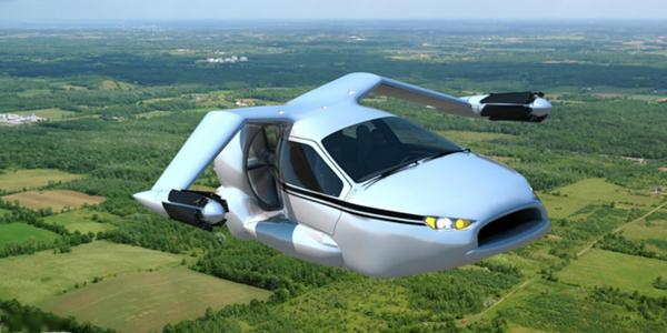 Coches voladores, coches de Apple, sin piloto ¿Y lo siguiente?