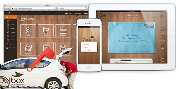 Outbox, innovando en lo más cotidiano: el buzón de correo postal