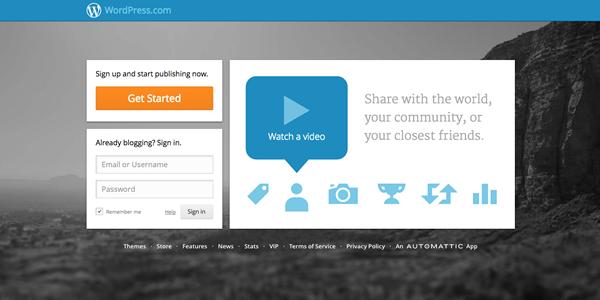 Porqué crearte una cuenta en WordPress.com