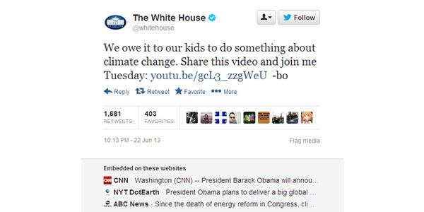 Twitter mostrará las referencias a un tweet desde los blogs
