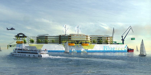 BlueSeed, el crucero para que Startups eviten el visado en Silicon Valley