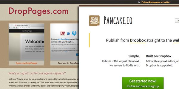 Convertir Dropbox en tu nuevo CMS y hosting web