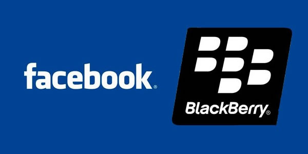 Facebook podría comprar Blackberry