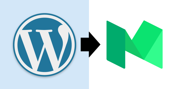 Migrar de WordPress a Medium